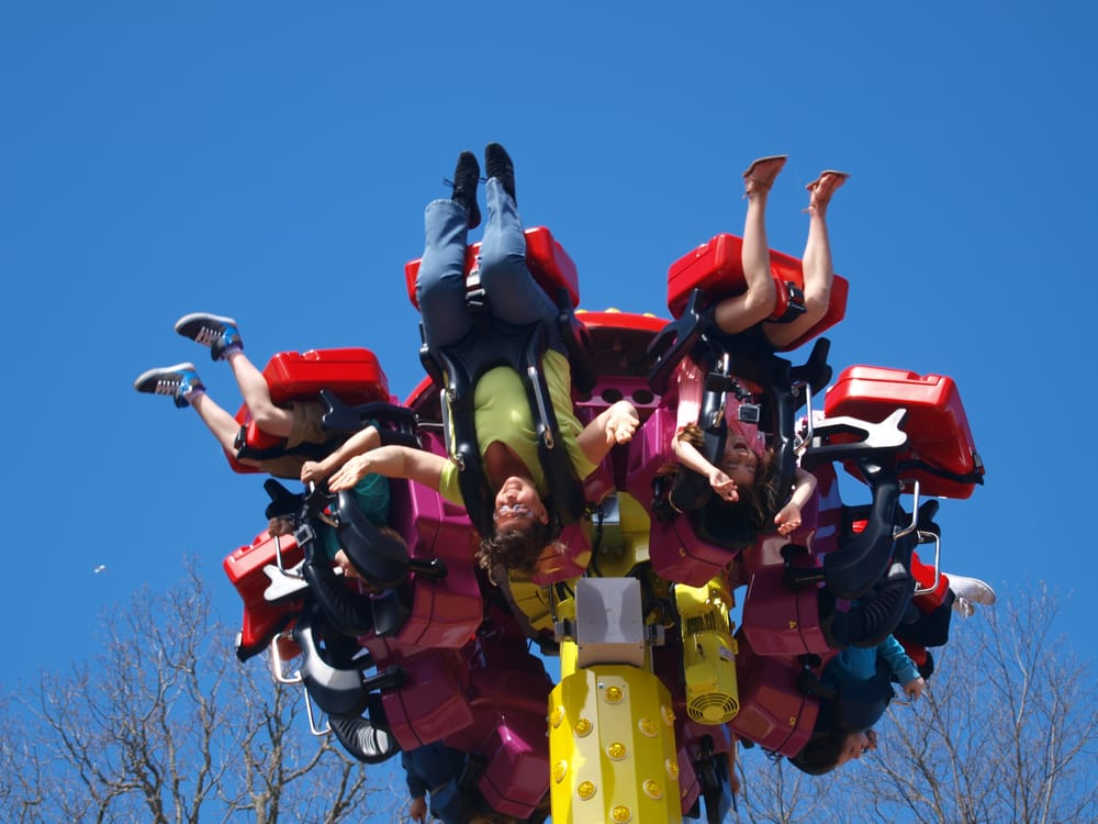 Quassy Amusement & Waterpark: 2132 Middlebury Rd, Middlebury, CT