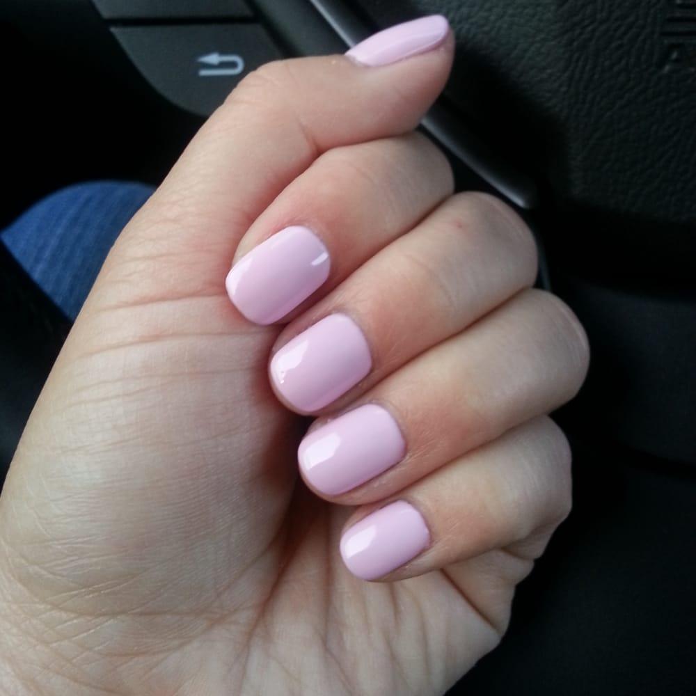 Gelish Pink Smoothie Yelp