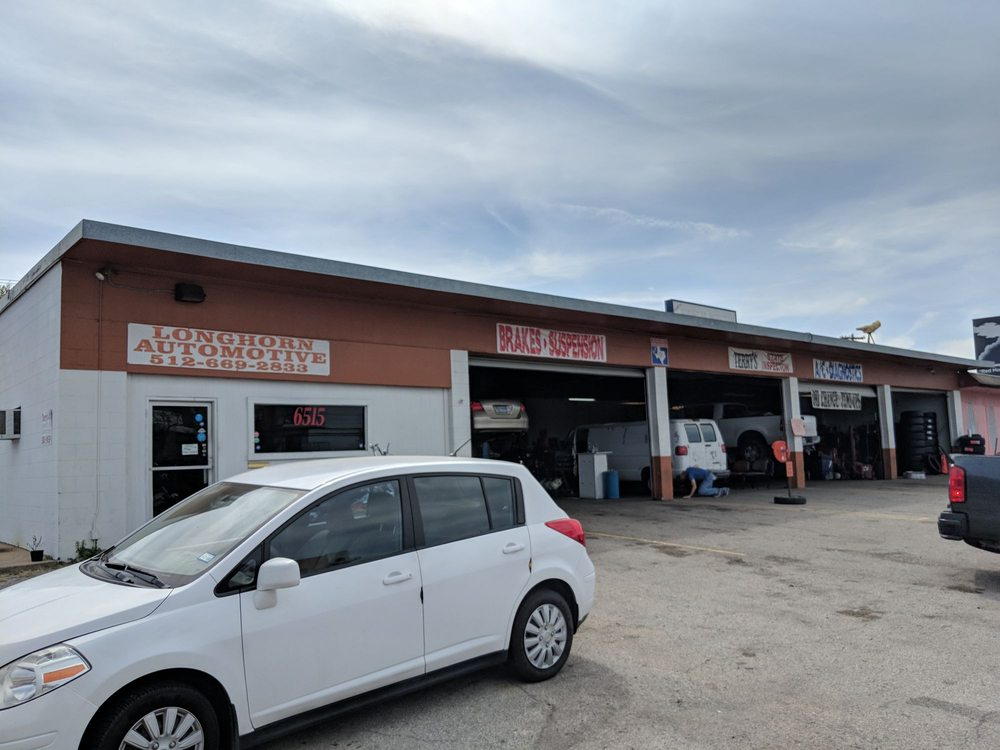 Terry's Burnet Road Vehicle Inspections #2