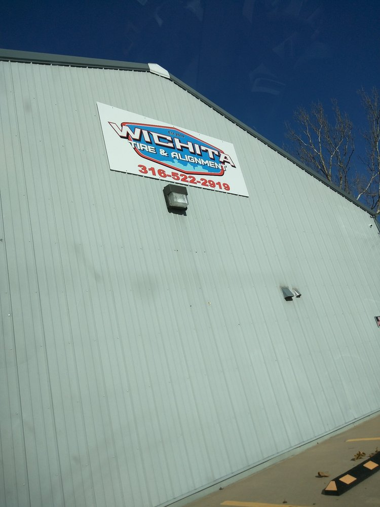 Wichita Tire & Alignment: 4460 S Seneca St, Wichita, KS