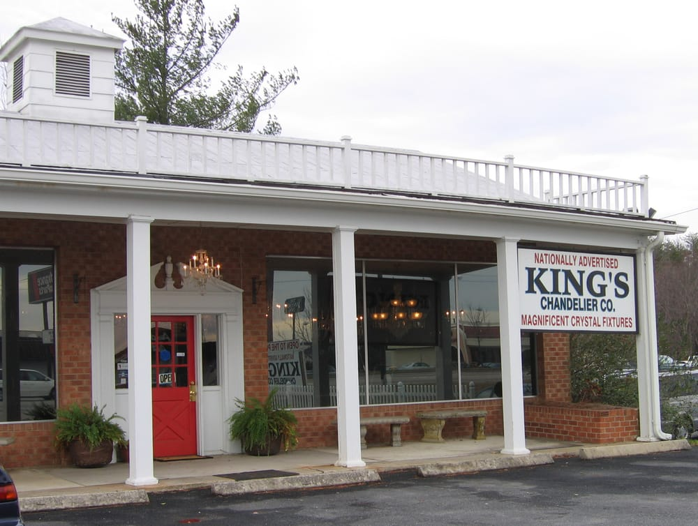 King S Chandelier Co Offering Crystal Chandeliers And