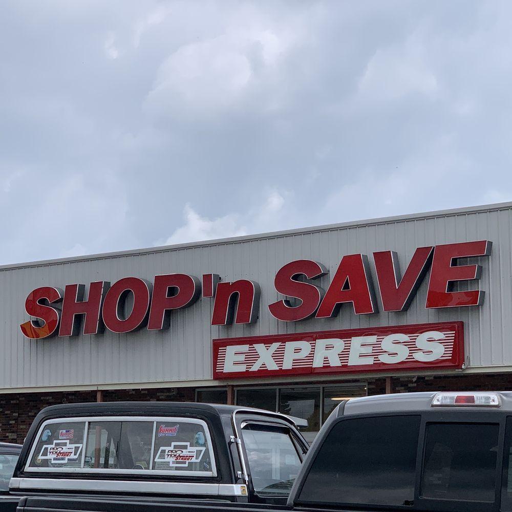 Shop N Save: 371 Williams Ave, Davis, WV