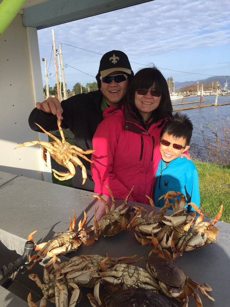 Astoria Fishing Charters and Guide Service: 92163 Aspmo Rd, Astoria, OR