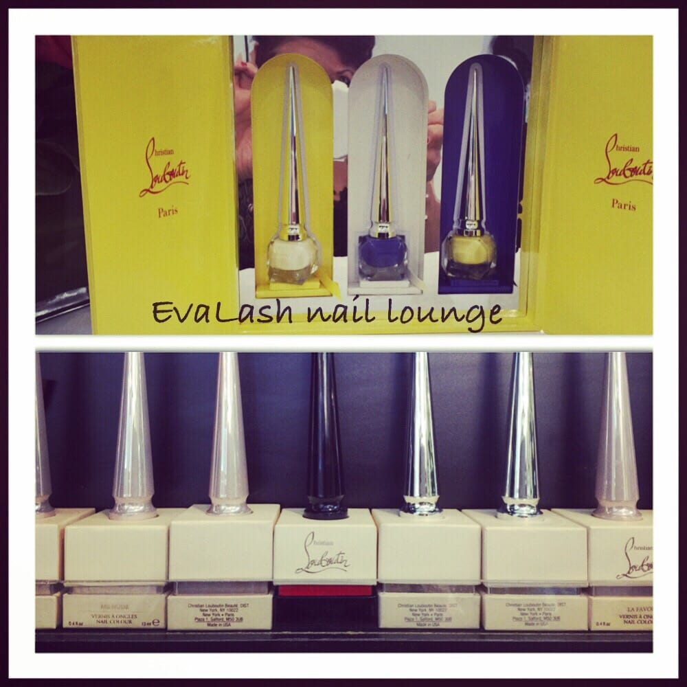 The Nail Bar Miami: We Like To Spoil Our Diva's Louboutins