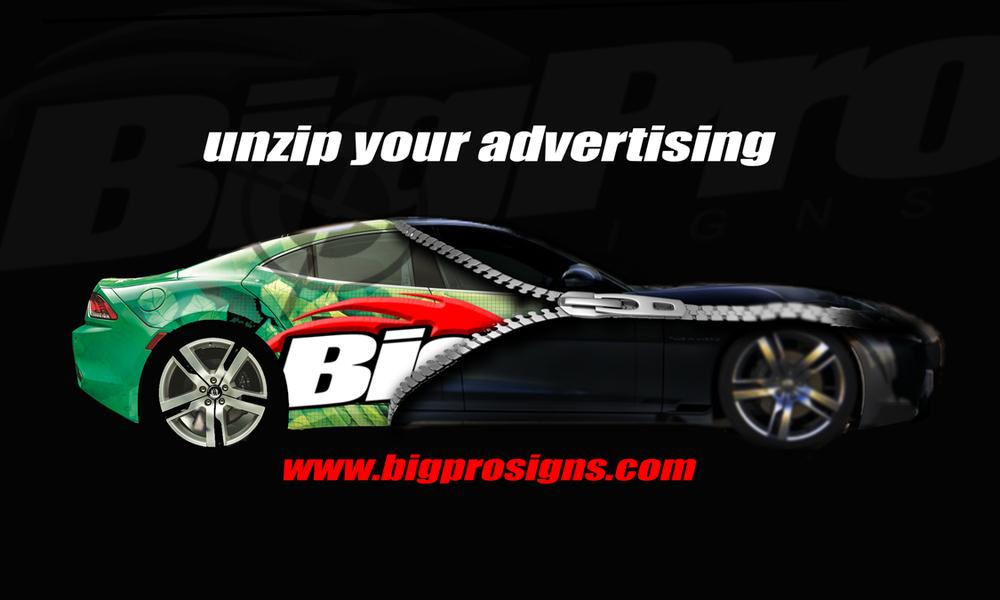 Big Pro Media Sign Shop
