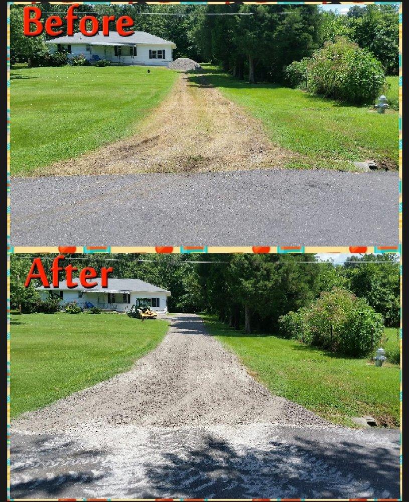 Joe's Tractor & Backhoe Service: 3805 Kingsway Dr, Kevil, KY
