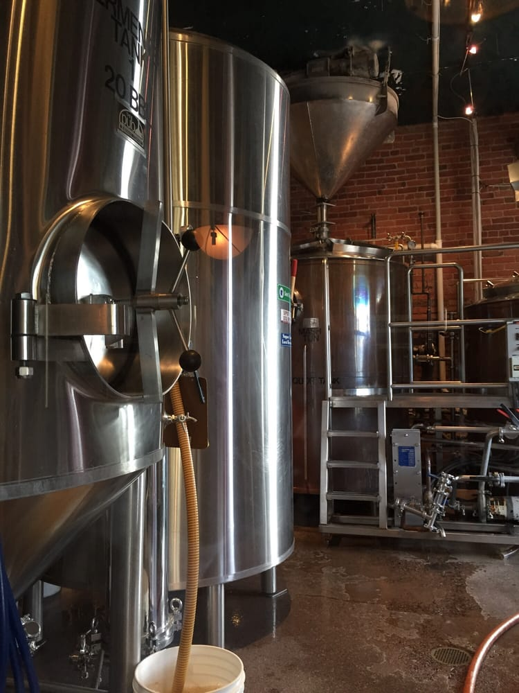 The South Shore Brewery: 808 Main St W, Ashland, WI
