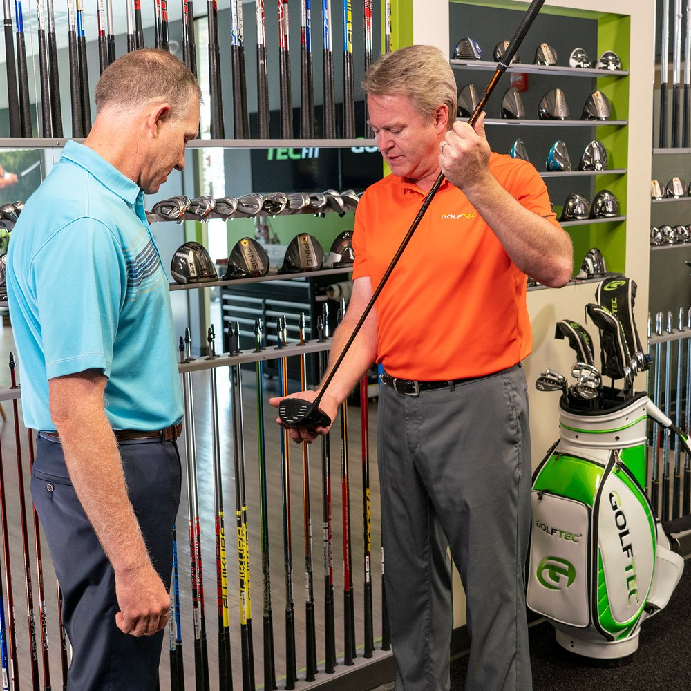 GOLFTEC Greenville: 4100 Pelham Rd, Greenville, SC