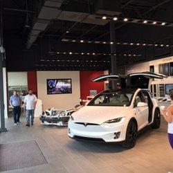 Photo Of Tesla Motors Austin Tx United States New Service Center Showroom