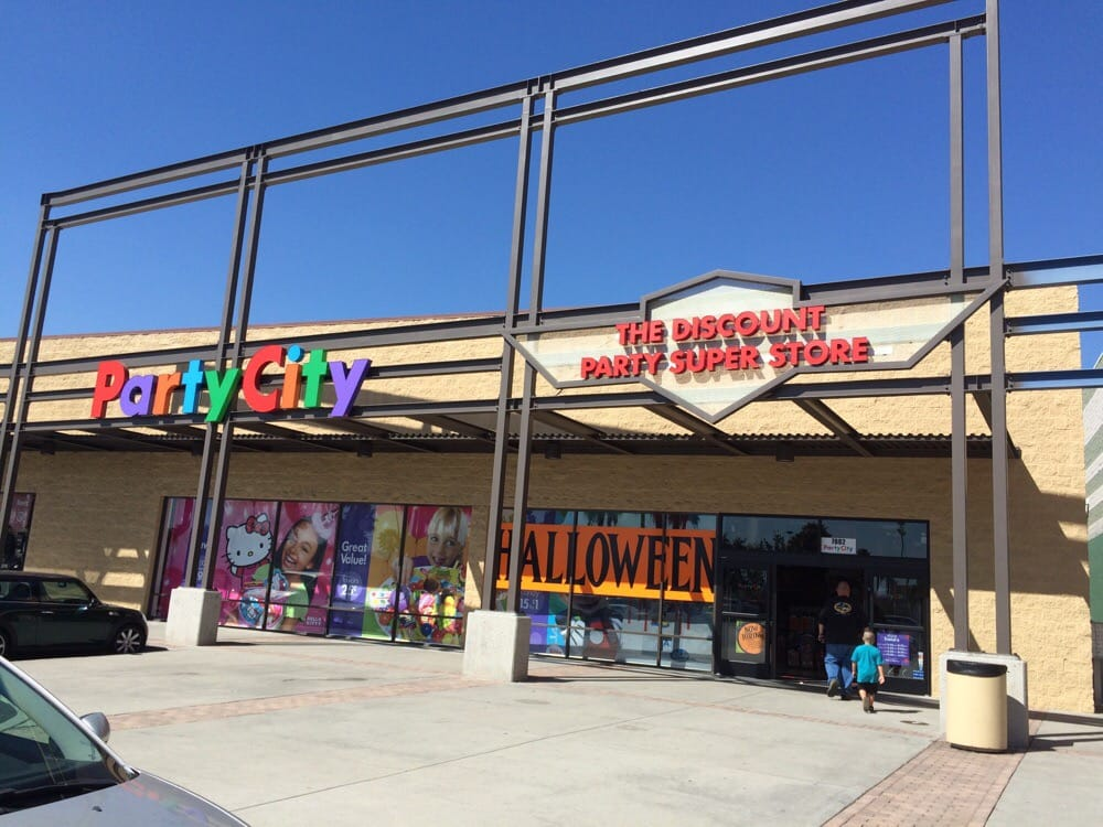 Party City Complaints
