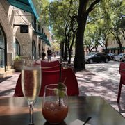 Charmant Part Of The Iconic Photo Of Mayfair Kitchen   Miami, FL, United States.  Pretty Tree Lined Street ...