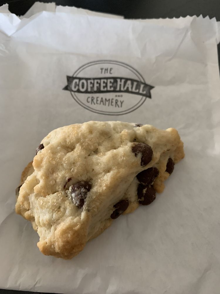 The Coffee Hall and Creamery: 124 N Main St, Marysville, OH