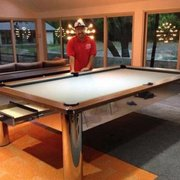 Polo Pool Table Mover Photos Pool Billiards Lake - Pool table movers dallas tx