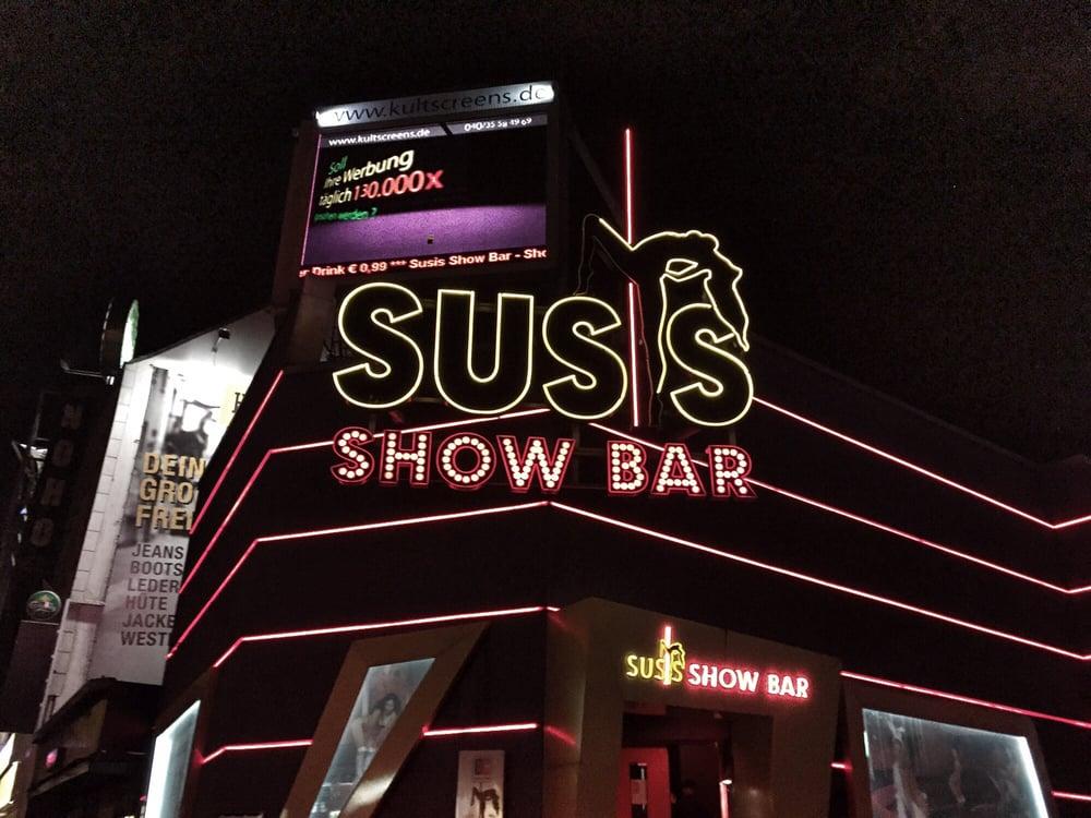 Susis Showbar Fc St Pauli