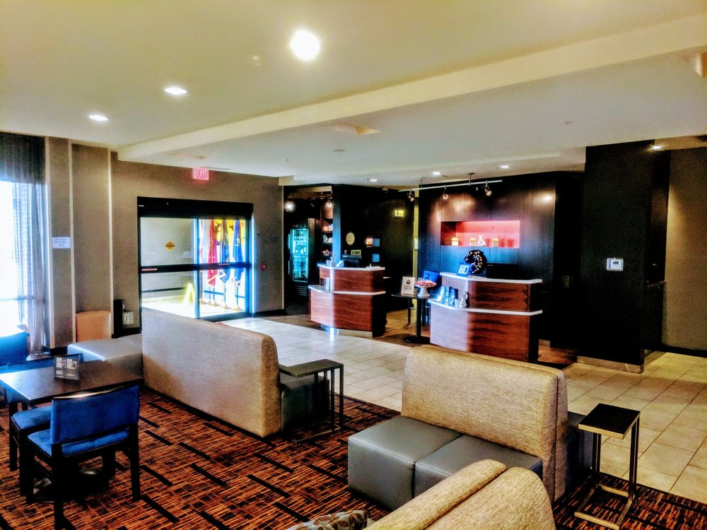 Courtyard by Marriott Stafford Quantico: 375 Corporate Dr, Stafford, VA