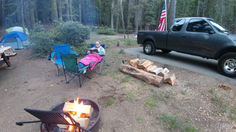 Haskins Valley Campground: 16731 Bucks Lake Rd, Quincy, CA