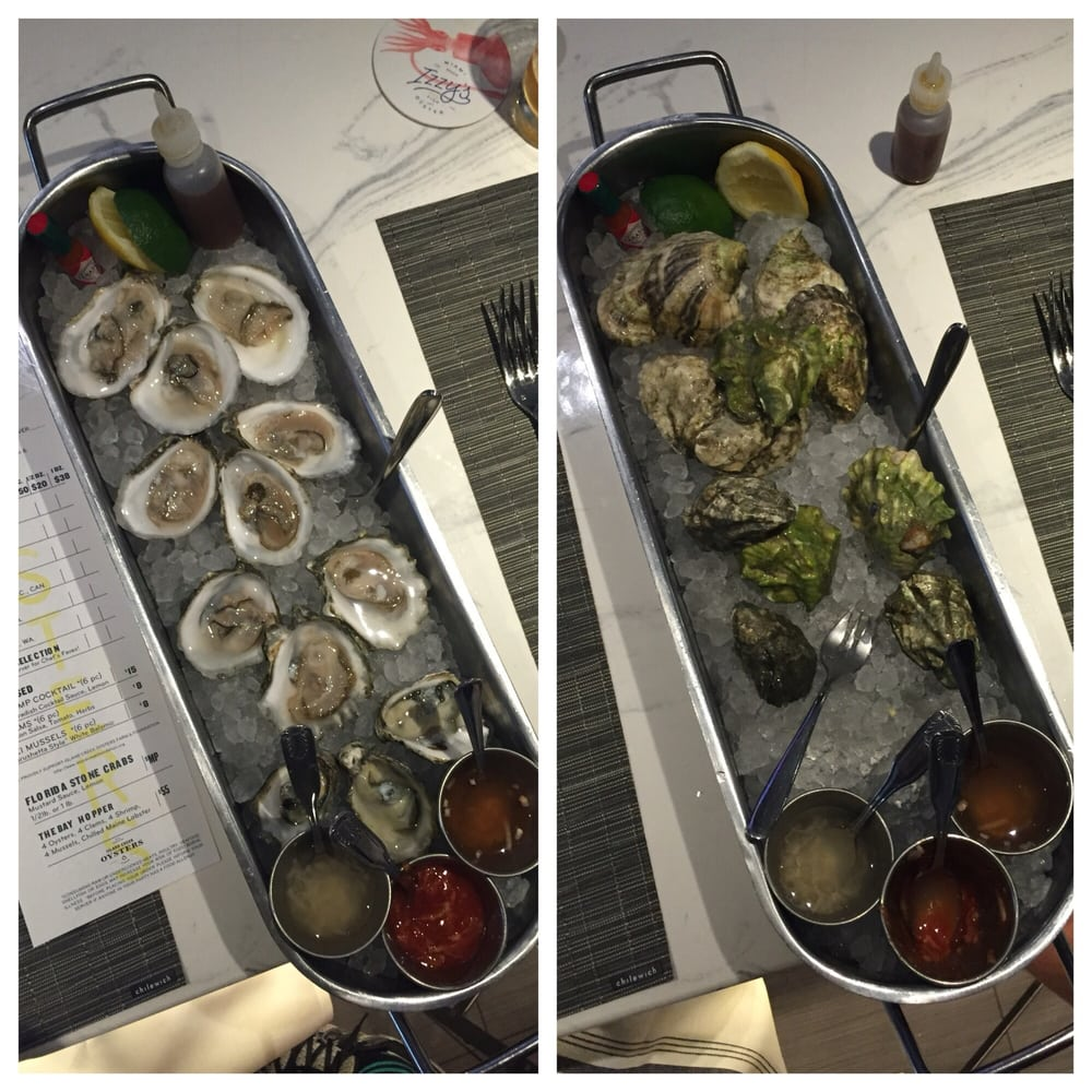 Happy hour half off oysters chef 39 s choice delicious yelp for Izzys fish and oyster