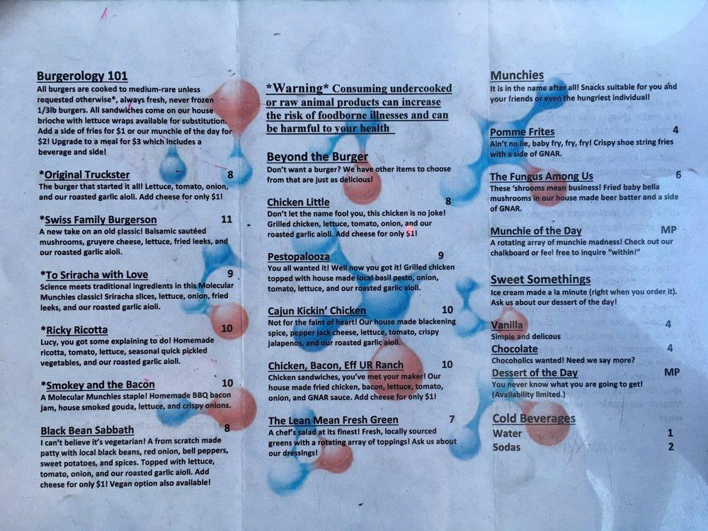 Molecular Munchies - 16 Photos & 15 Reviews - Food Trucks - Tucson ...