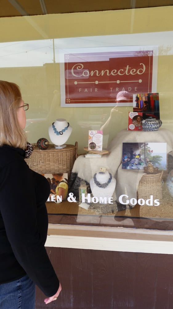 Connected: A Fair Trade Store: 131 N Main St, Lindsborg, KS