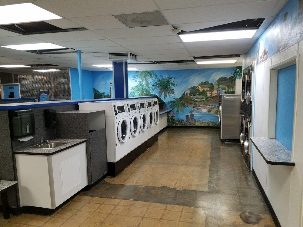 Harbor Laundry: 1863 Pacific Coast Hwy, Lomita, CA