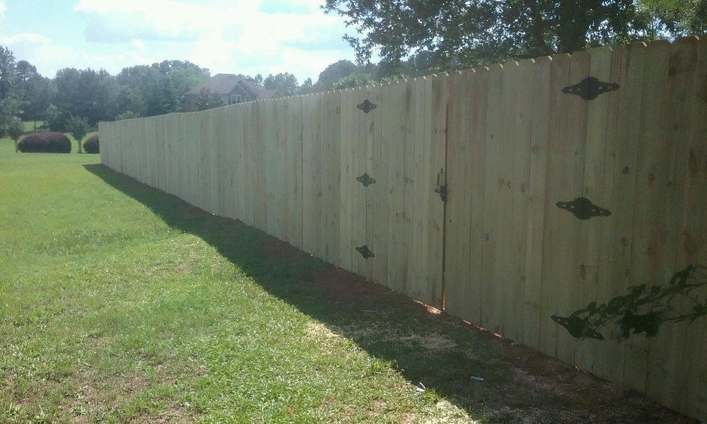 McIntyre Fencing: 661 Hudson Rd, Griffin, GA