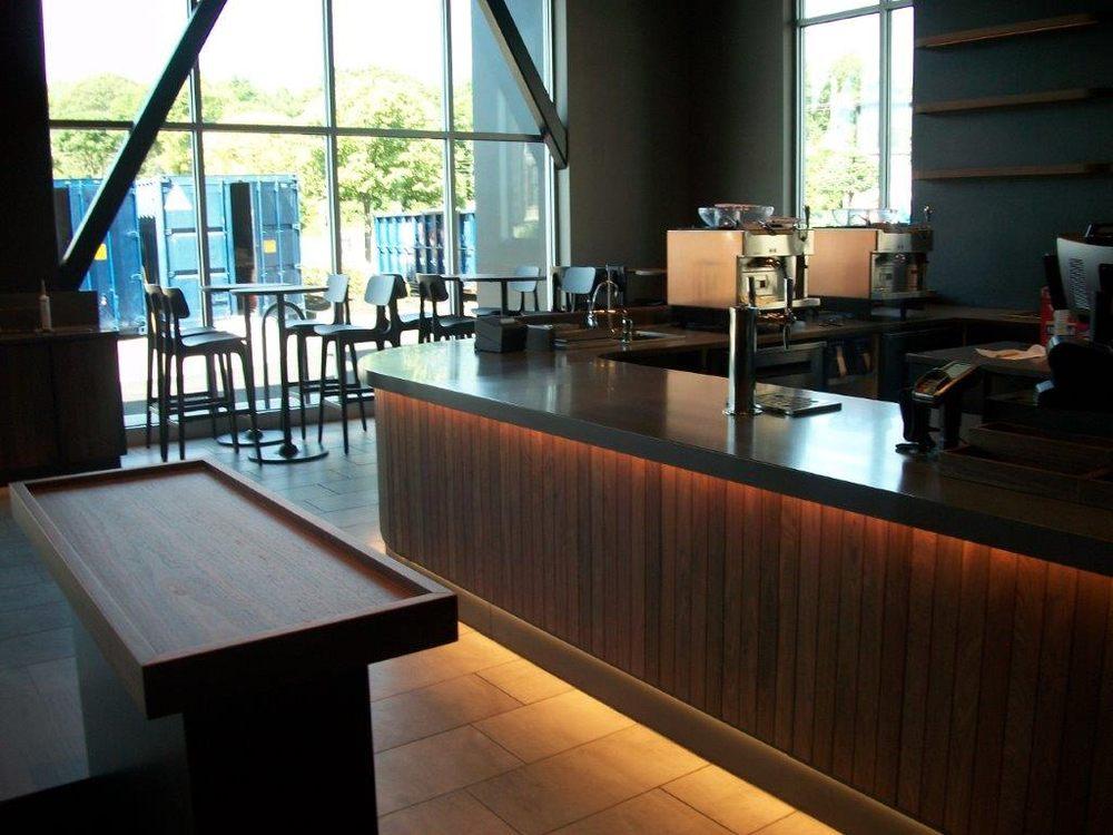 Starbucks Cranston Garden City Yelp