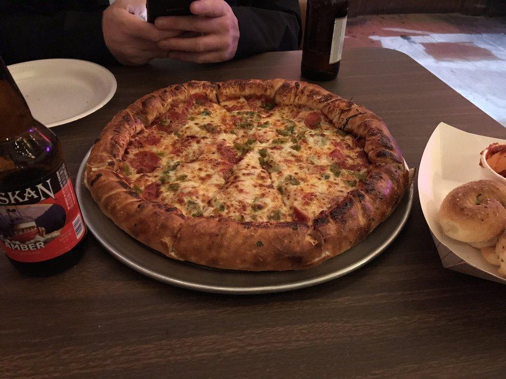 Pizza Stop: 1 N Angel Fire Rd, Angel Fire, NM