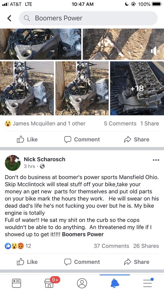 Boomer's Power Sports: 539 Park Ave E, Mansfield, OH