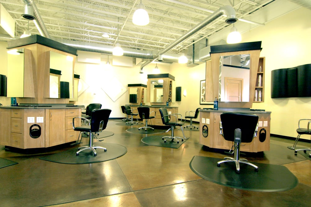 Design 1 salon spa grandville 16 reviews massage for Salons wilson