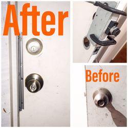 Photo Of Quick Key Garage Doors Lombard Il United States Metal Door