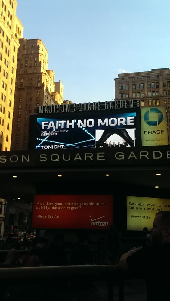 here for faith no more yelp