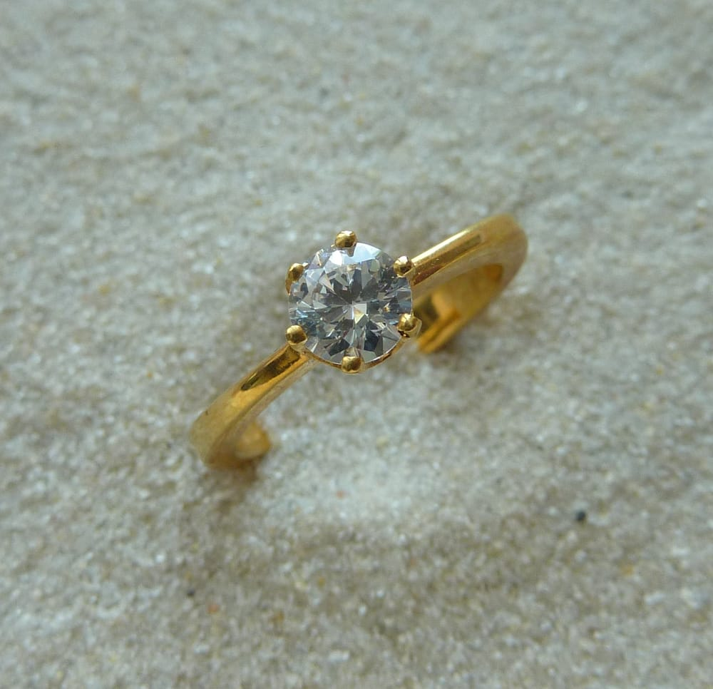Ag999 Schmiede Fur Silber Gold Verlobungsring Yelp