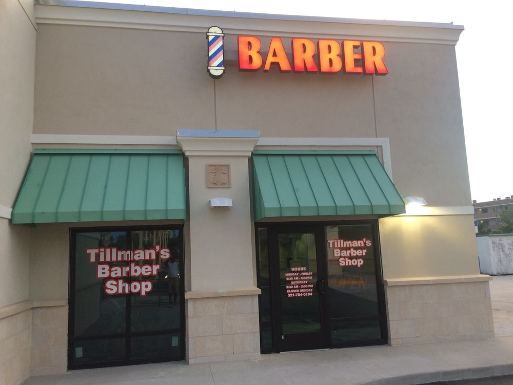 Tillmans Barbershop: 2051 N Atlantic Ave, Cocoa Beach, FL
