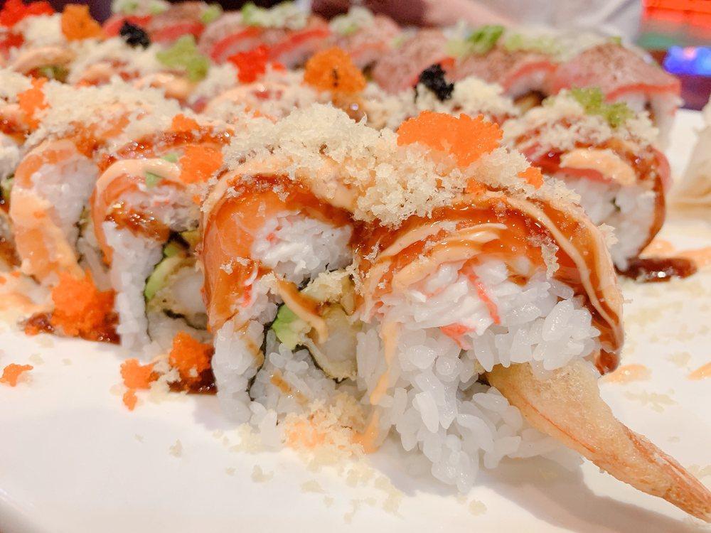 Sushi Matsuya: 2899 N Druid Hills Rd, Atlanta, GA
