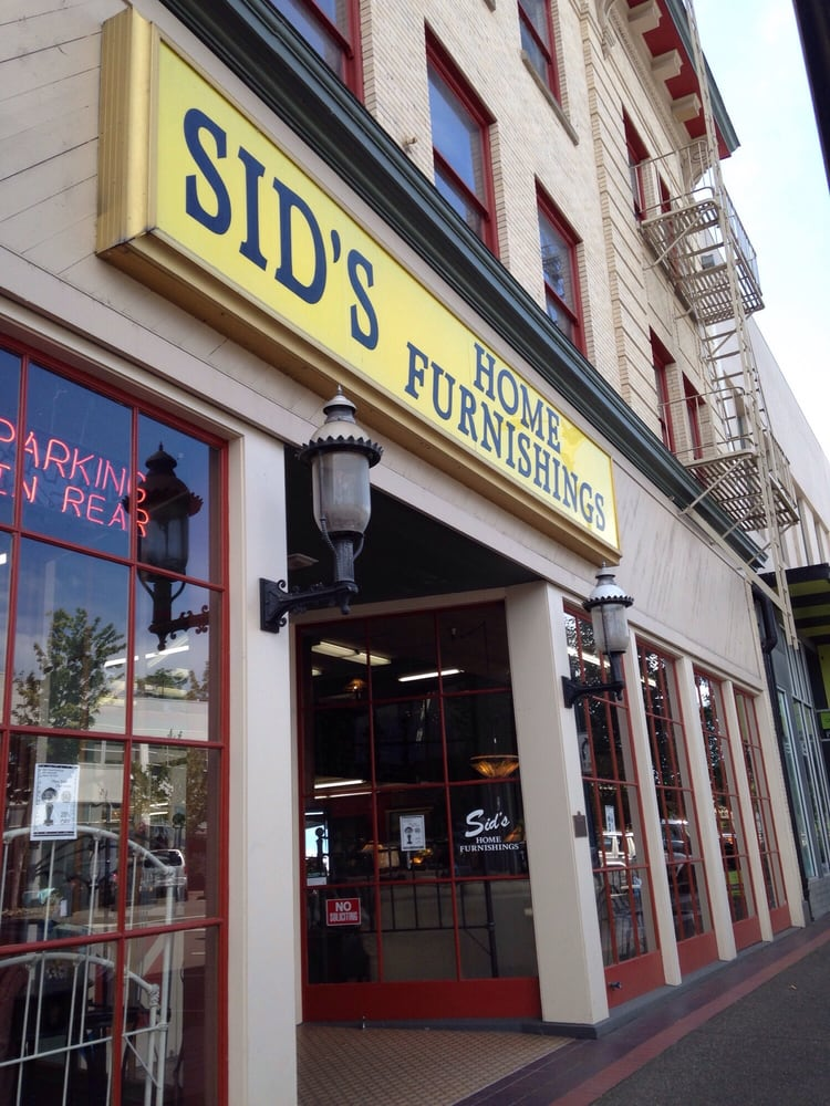 Sid S Home Furnishings 15 Reviews Furniture Stores Salem Or United States 340 Court St