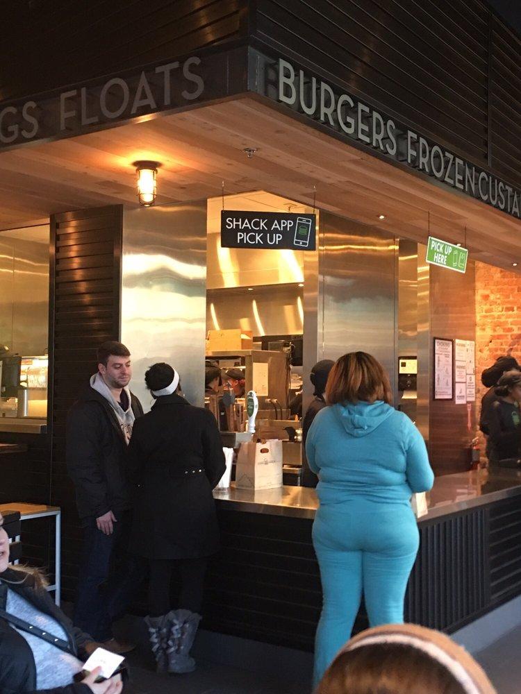 Shake shack photos reviews fast food
