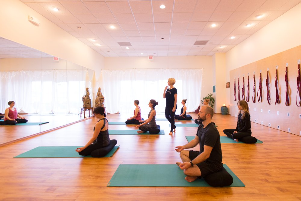 Satya Moon Yoga: 9747 E 21st St N, Wichita, KS