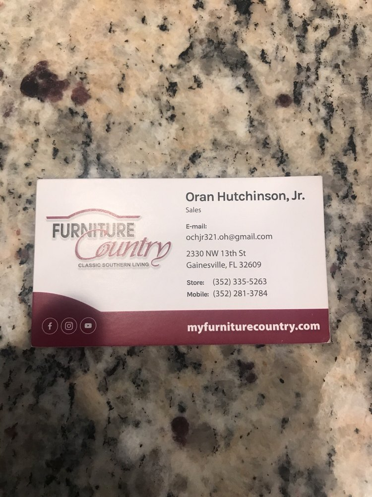 ... Photo Of Furniture Country Gainesville Fl United States ...