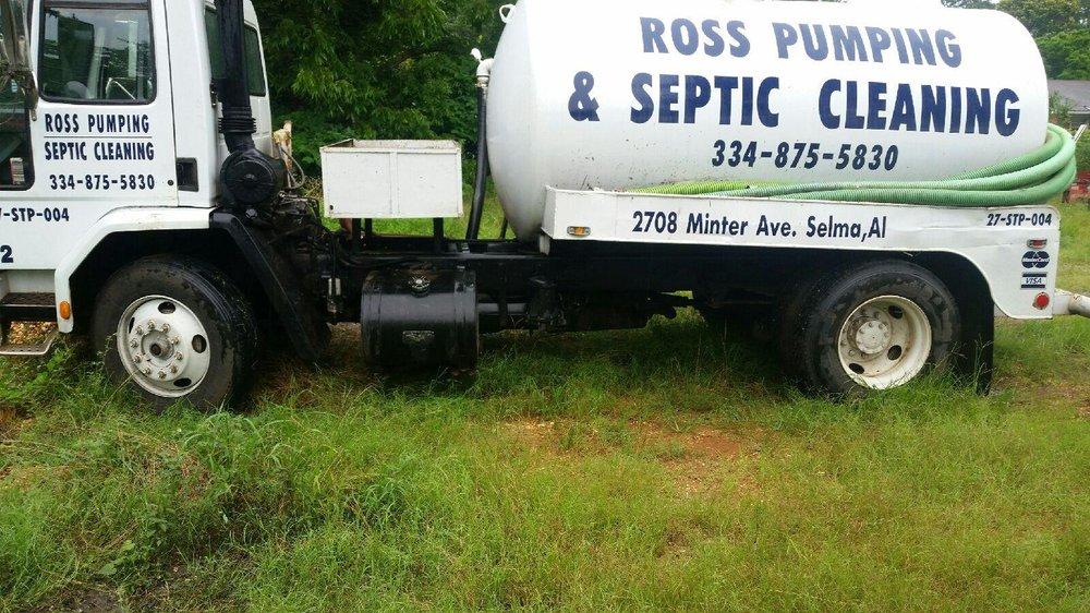 Ross Plumbing & Repair: 2708 Minter Ave, Selma, AL