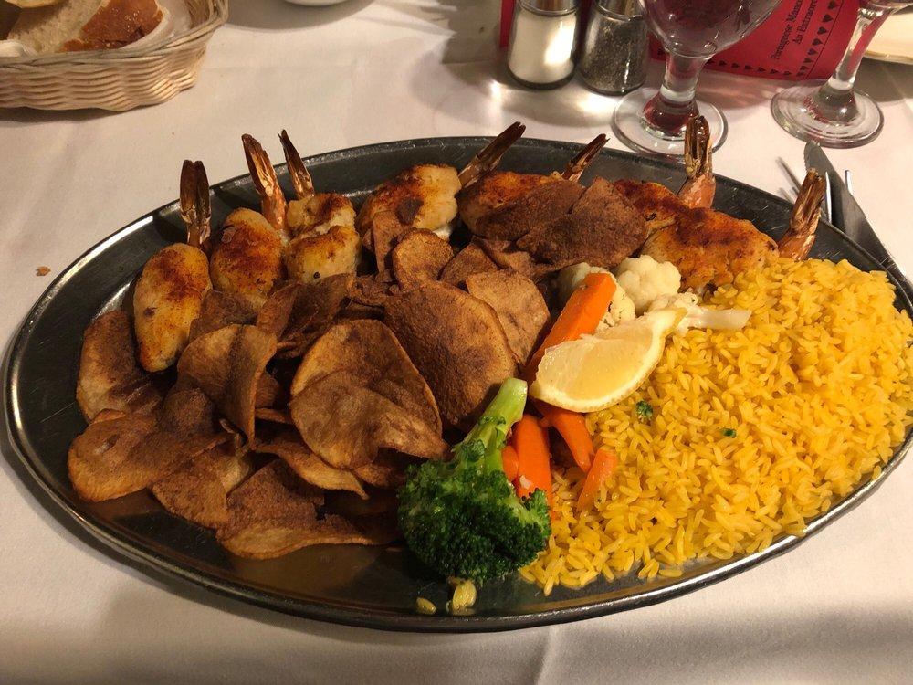 Portuguese Manor Restaurant & Lounge: 310 Elm St, Perth Amboy, NJ