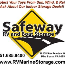Photo Of Safeway RV U0026 Boat Storage   Mira Loma, CA, United States ...