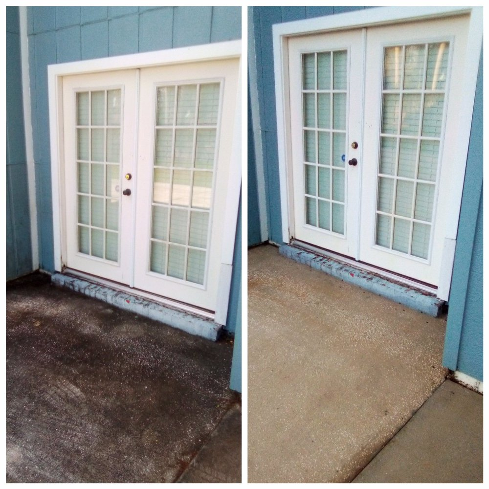 J & A House Wash: 542079 US Hwy 1, Callahan, FL