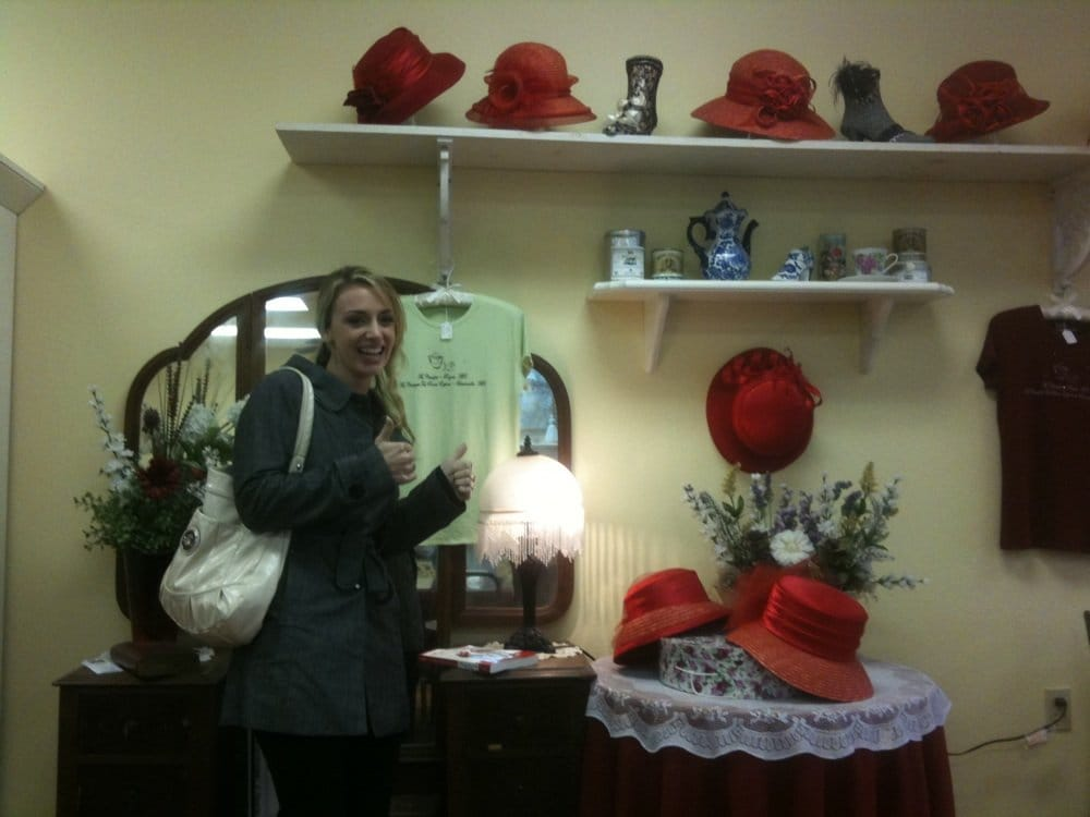 Crumpet Tea Room Bentonville Menu
