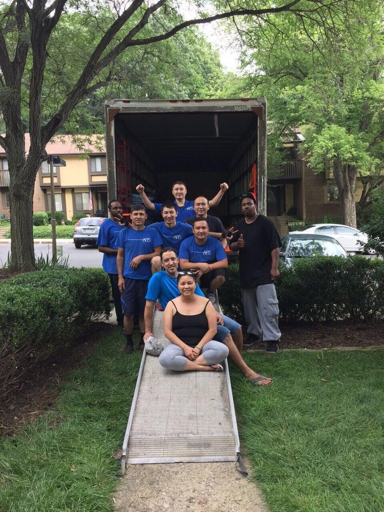 ARS Movers: Fairfax, VA
