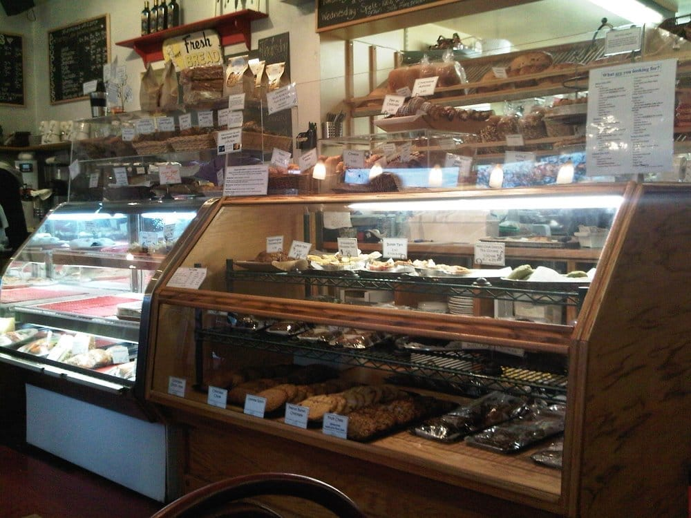 Bubby Rose S Bakery Cafe Victoria Bc