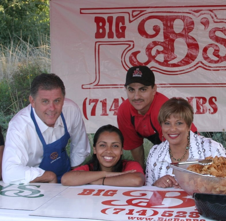 Big B's Barbecue: 1948 N Placentia Ave, Fullerton, CA