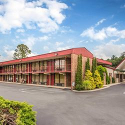 Photo Of Econo Lodge Asheville Airport Fletcher Nc United States