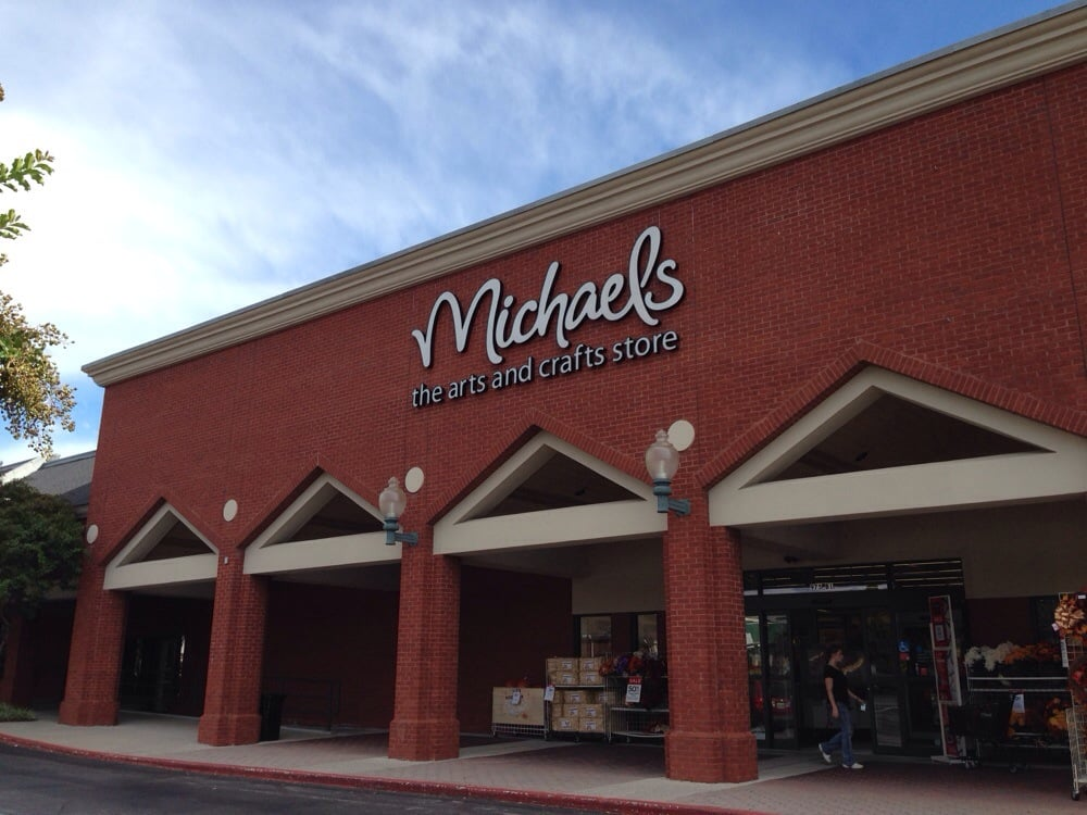 Michaels arts crafts 975 airport rd sw huntsville for Michaels craft near me