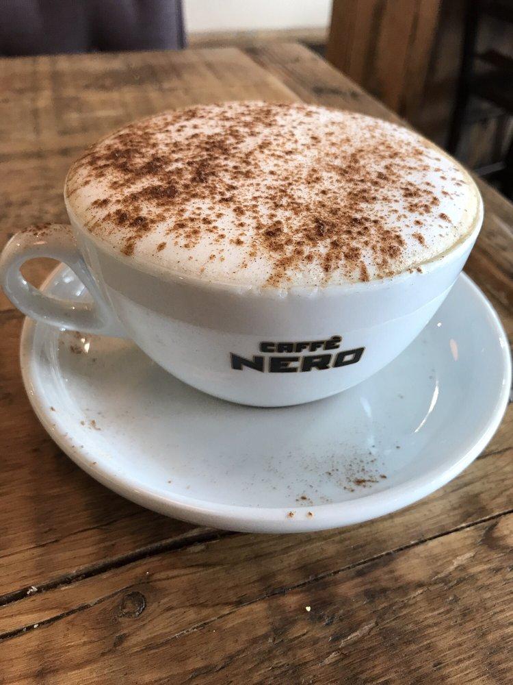 Food from Caffè Nero