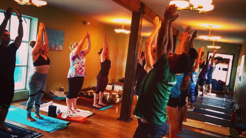 Instant Karma Yoga: 61607 Twenty Nine Palms Hwy, Joshua Tree, CA
